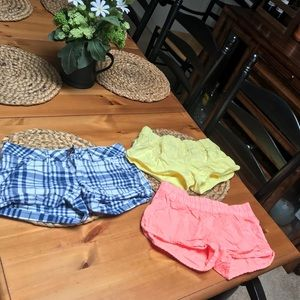 Aeropostale shorts size 5/6 and Small